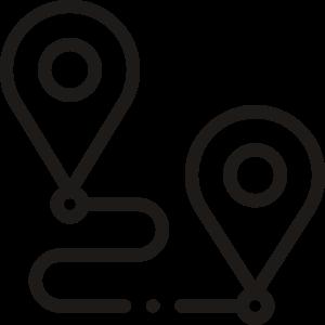 ikona mapa